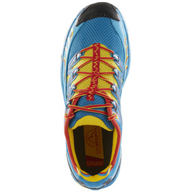 La Sportiva Ultra Raptor Trailrunning Shoes Men yellow/blue